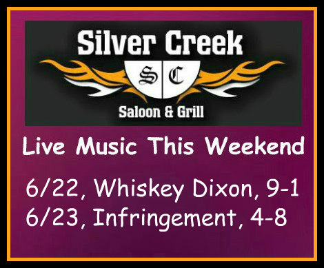 Silver Creek Poster 6-22-19