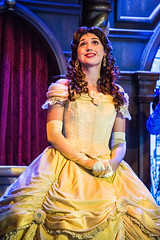 Beauty and the Beast - Royal Theatre - Disneyland
