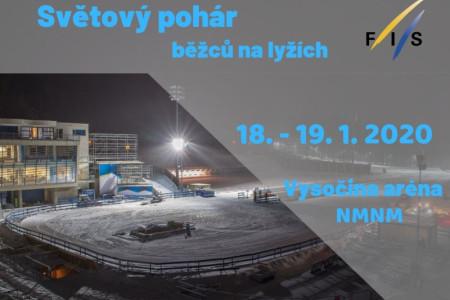 Česká republika bude v sezoně 2019/2020 hostit Světové poháry lyžařů i snowboardistů