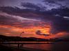 Sunset, Aigio by Giovanni C.