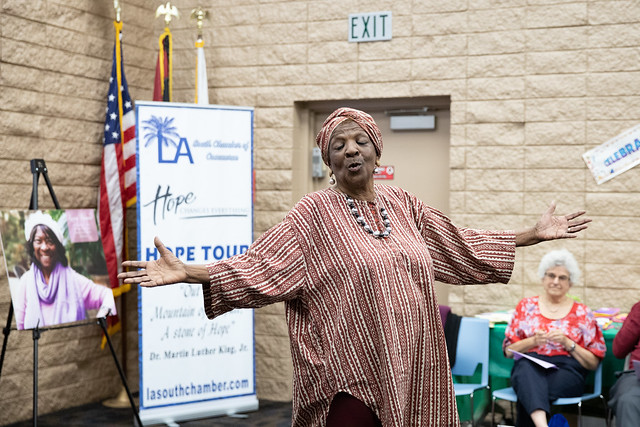 2019 Juneteenth Celebration at AC Bilbrew Library