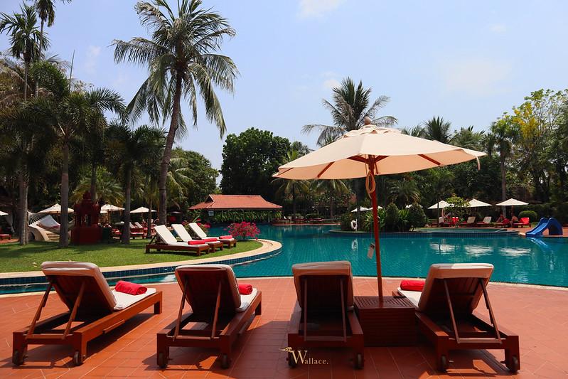 Sofitel Angkor Phokeethra Resort 吳哥索菲特度假村