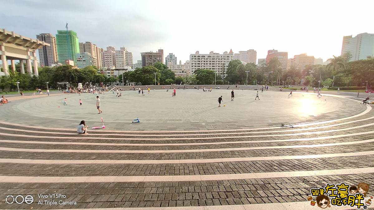 vivo v15 Pro開箱左豪夜景側拍-54