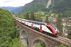 RABe 502 401 @ Bad Hofgastein