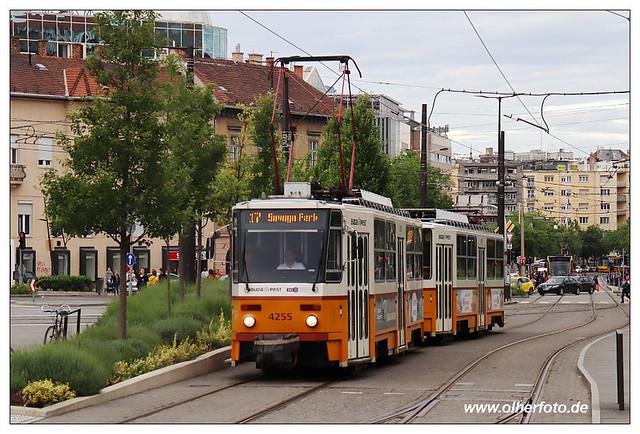 Tram Budapest - 2019-26