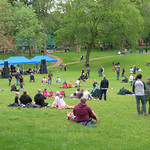 Jazz in the Park at Winckley Square - 11