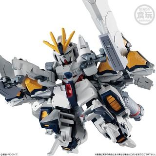 FW GUNDAM CONVERGE EX28《機動戰士鋼彈NT》Narrative鋼彈 A裝備(ナラティブガンダム A装備)