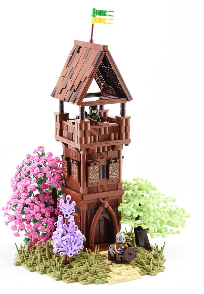 Spring Watchtower