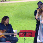 Jazz in the Park at Winckley Square - 12