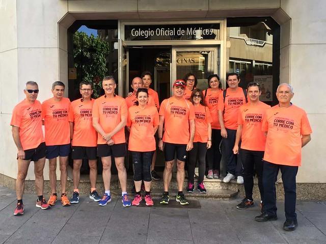 CDMS :: Salida fin temporada running