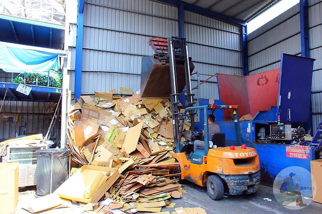 大豐環保資源回收站