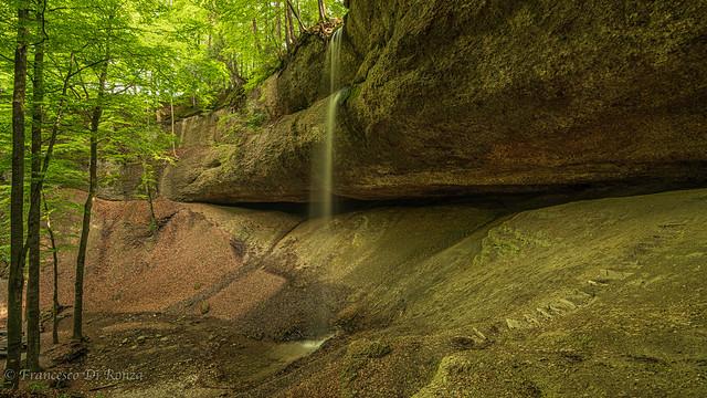 waterfall Gibswil ZH 1.)1905-5405