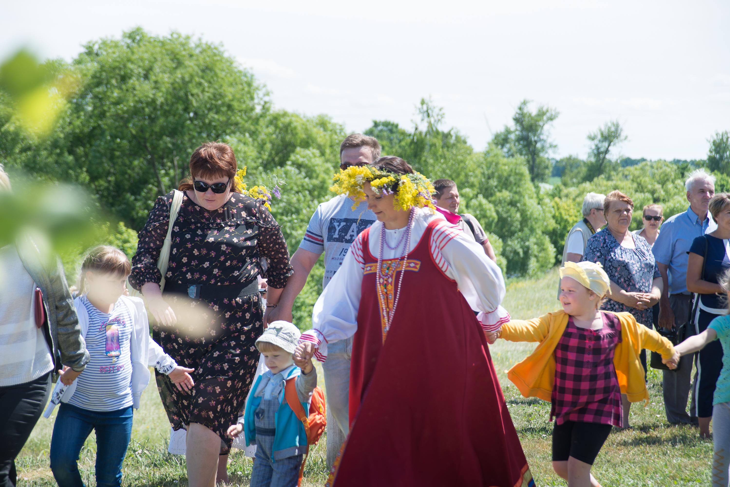 Праздник Троица в «Тарханах». Отдых для всей семьи на открытом воздухе с детьми