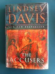 The Accusers - Lindsey Davis