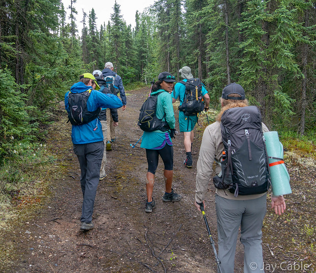 Alaska Cross 2019