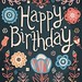 Birthday Quotes : Being an illustrators' agent can be a tough business – all that negotiati...