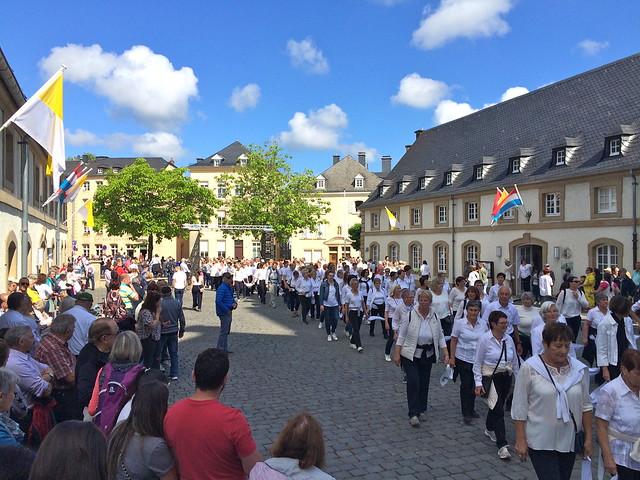 Procession dansante d'Echternach-2019