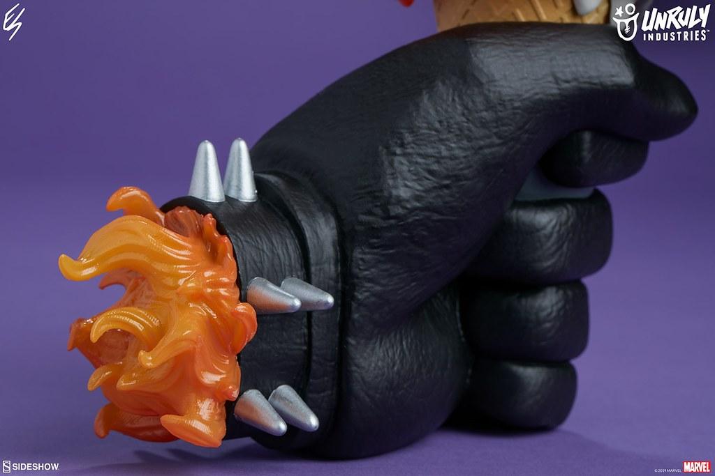 只舔一口,應該不會把靈魂給賣了吧?! Unruly Industries Marvel【一球惡靈戰警 by Erik Scoggan】Ghost Rider: One Scoops by Erik Scoggan