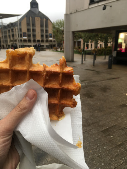 Paean to the Belgian Waffle