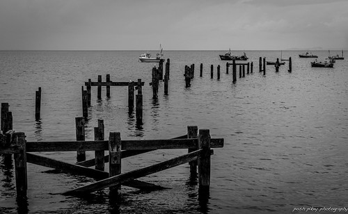 Old Pier at Swanage