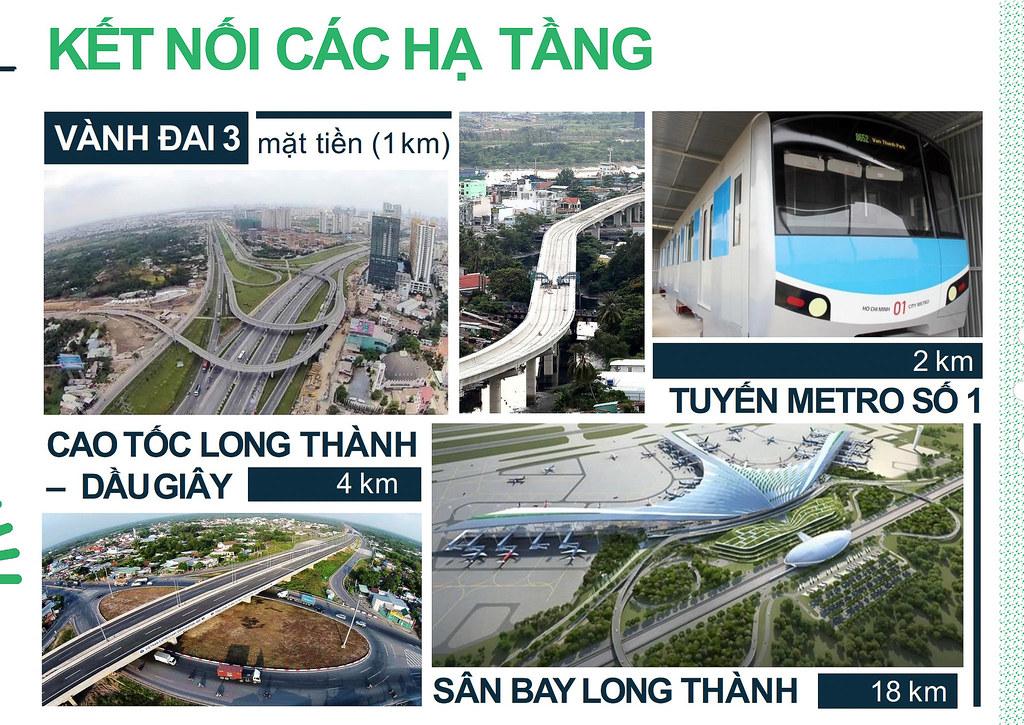 Kết nối hạ tầng