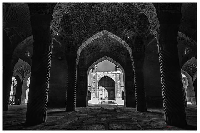 Mezquita Vakil , Shiraz