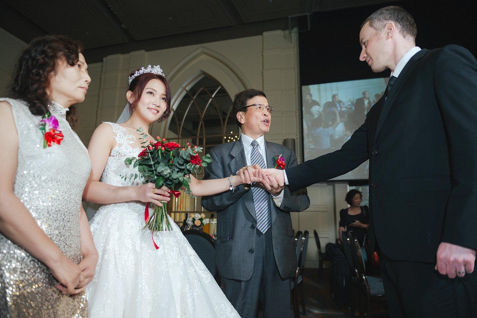 【婚攝】Tristan & Andrea / 花田盛事築夢莊園