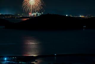 阿知須浦まつり花火大会 2019 #1ーFireworks Ajisu town, Yamaguchi city 2019 #1