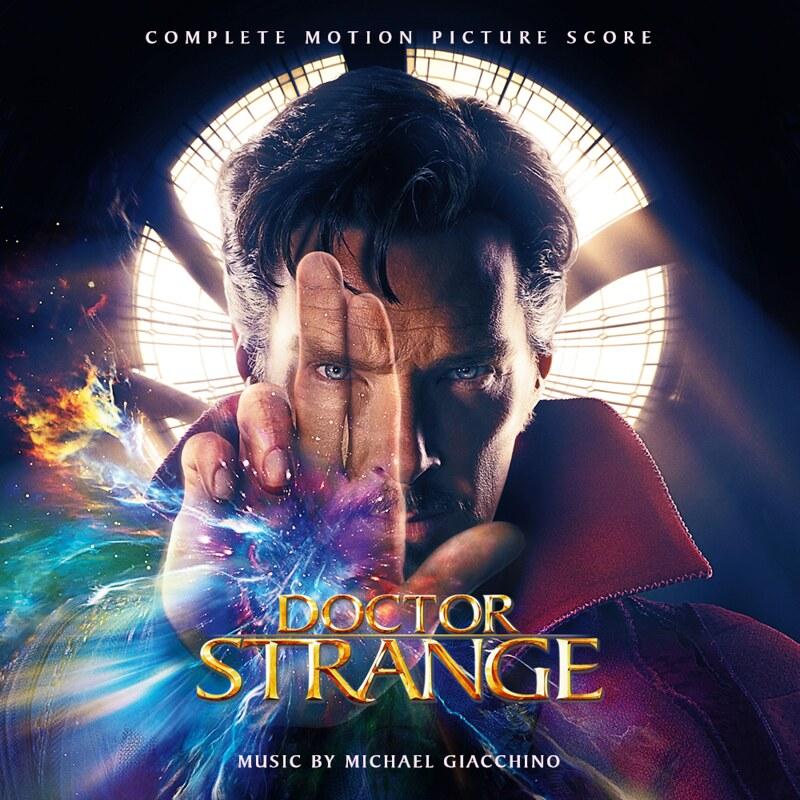 Doctor Strange by Michael Giacchino