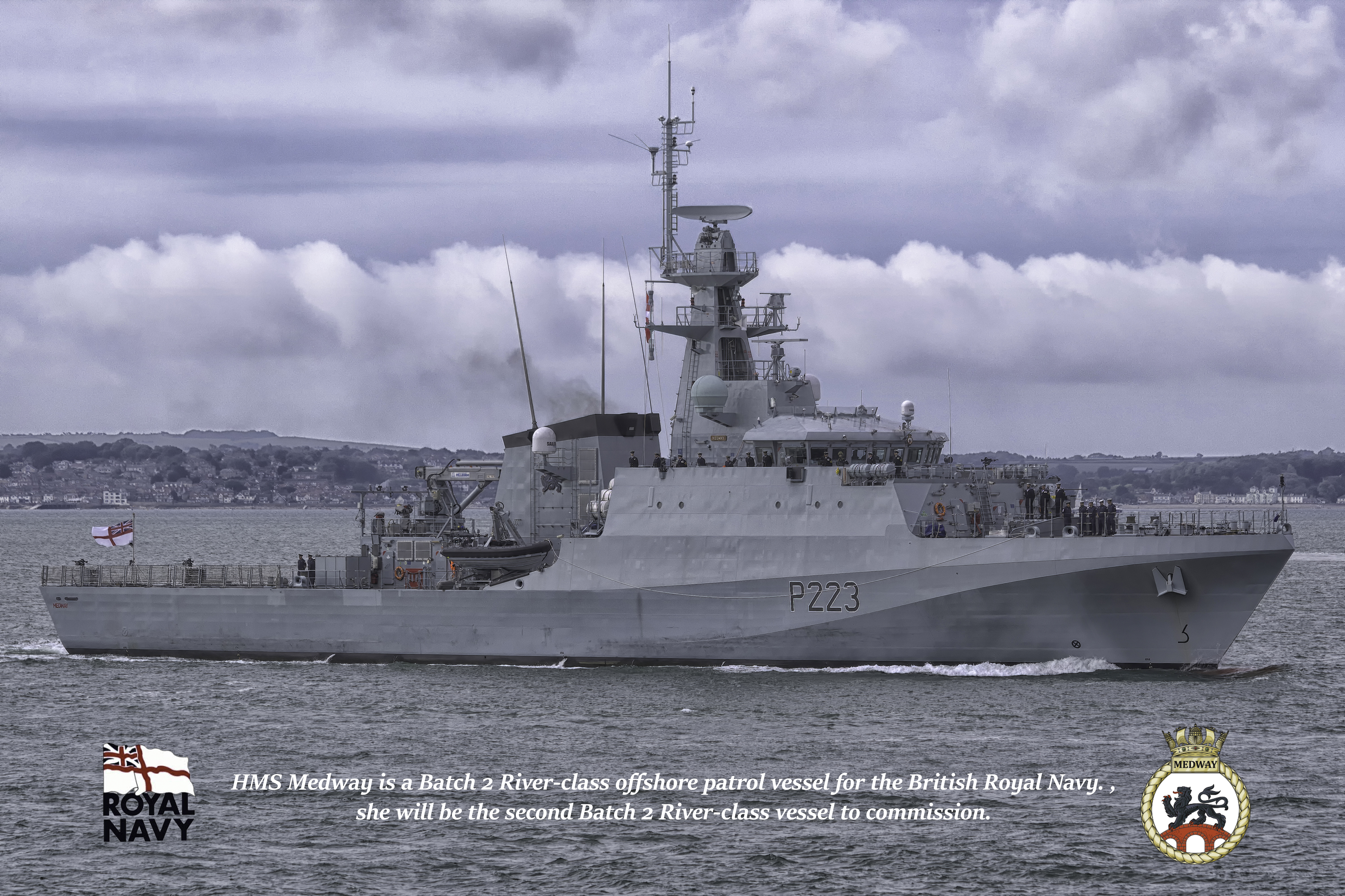 River-class Offshore Patrol Vessels (Batch 1 & 2) - Page 8 48085719711_134ff42263_o