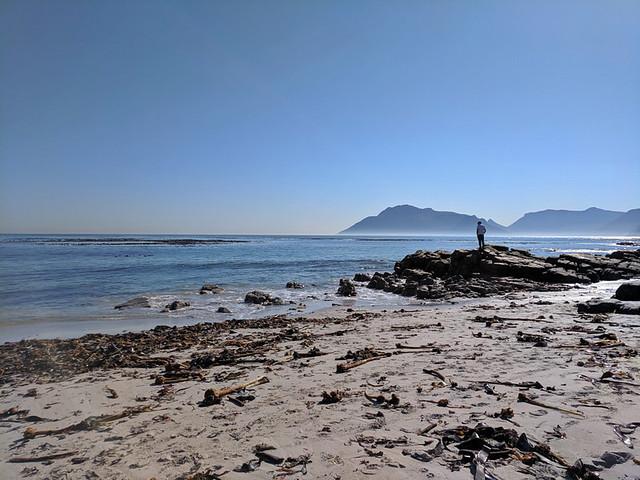 Eric on Kommetjie Beach