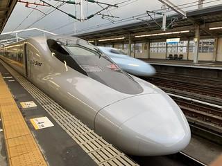 おとなびWEBパスの旅2019 - こだま 厚狭駅