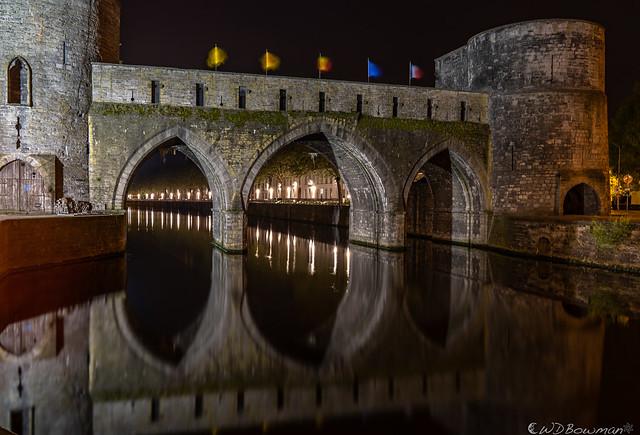 Pont des Trous (Bridge of Holes)