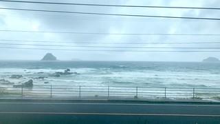 おとなびWEBパスの旅2019 - 日本海の荒波