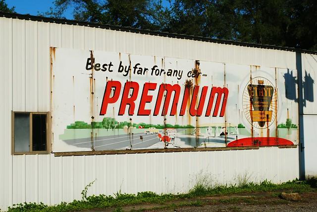 Premium Ethyl Gasoline - Walkerton, Indiana
