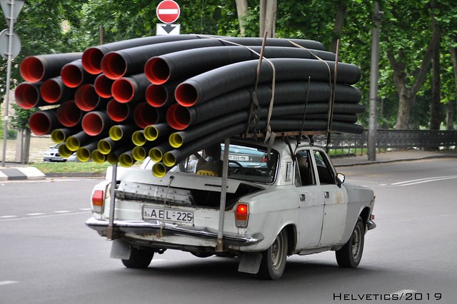 GAZ 24-10 Volga - Georgia