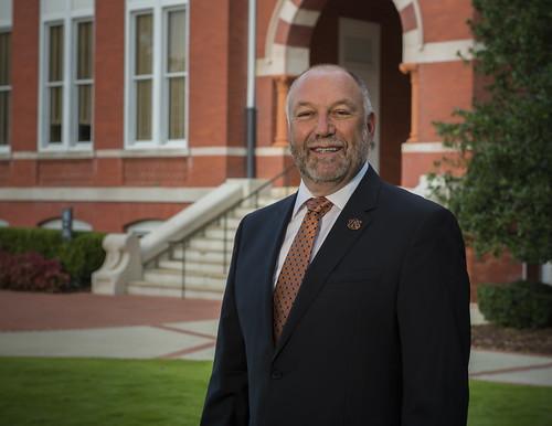 Auburn University President Steven Leath