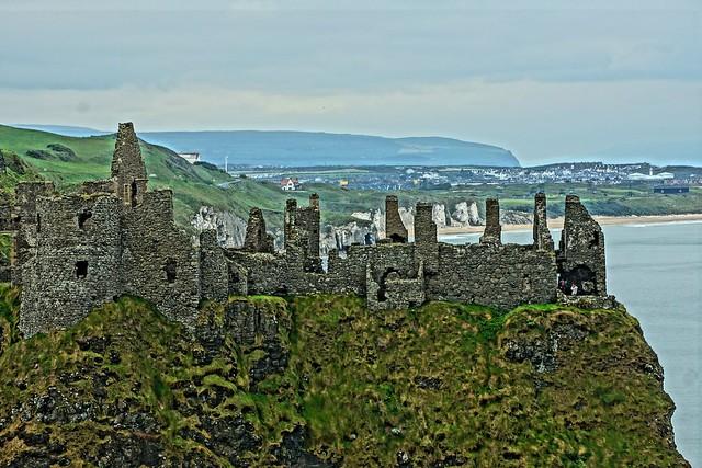 Ancient Irish Castle