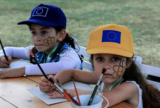 "Lebanon - EU Green Day: introducing young people to the protection of the environment - Liban - « EU Green Day », ou comment initier les jeunes à la protection de l'environnement - لبنان - ""اليوم الأخضر للاتحاد الأوروبي"" أو كيف يتم تعريف الشباب على حماية"