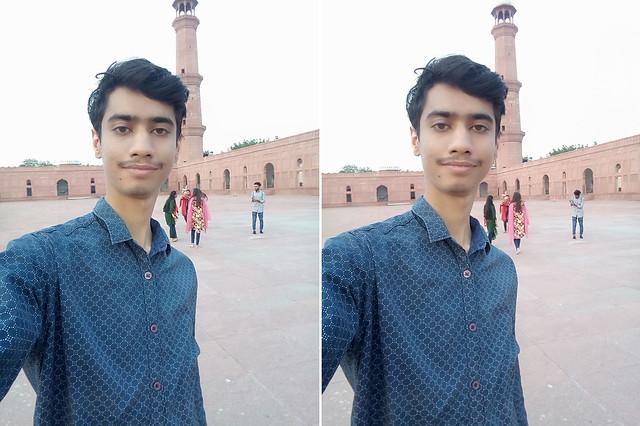 daylight selfies mobile photography