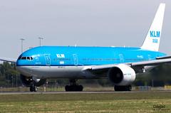 777 PH-BQI librea KLM Asia