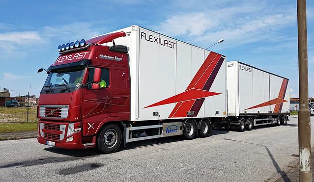 Volvo FH 500 - Flexilast - Christers Åkeri AB