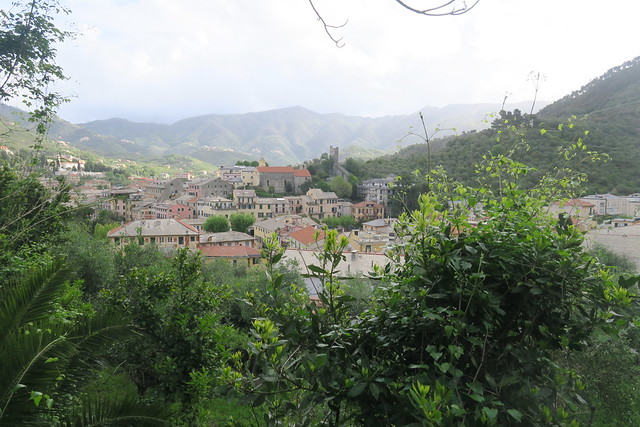 Hiking in Levanto