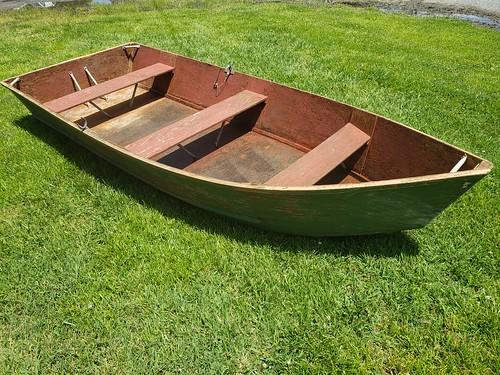 6167 Skimmar Rowboat - Chesapeake Bay Maritime Museum