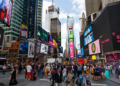 2019 Army Birthday--BHB in Times Square