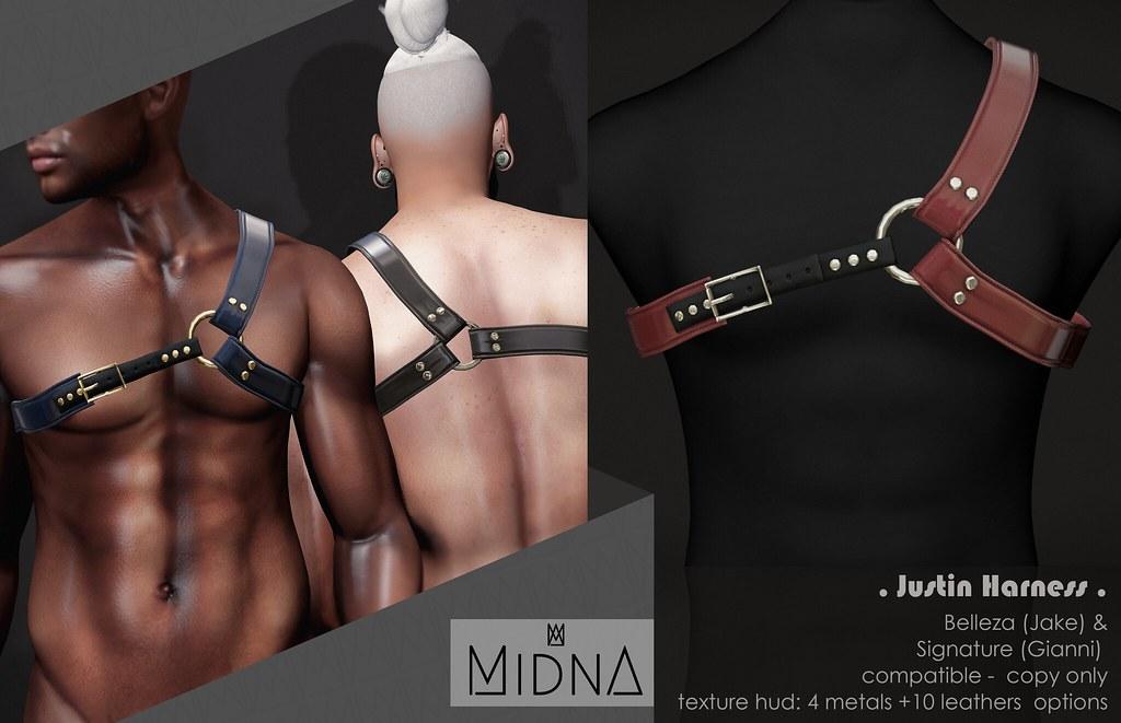 Midna – Justin Harness