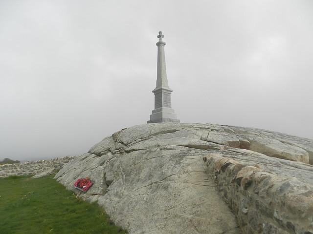 Stratherrick War Memorial, Stratherrick, May 2019