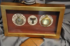 marco para relojes abuelo
