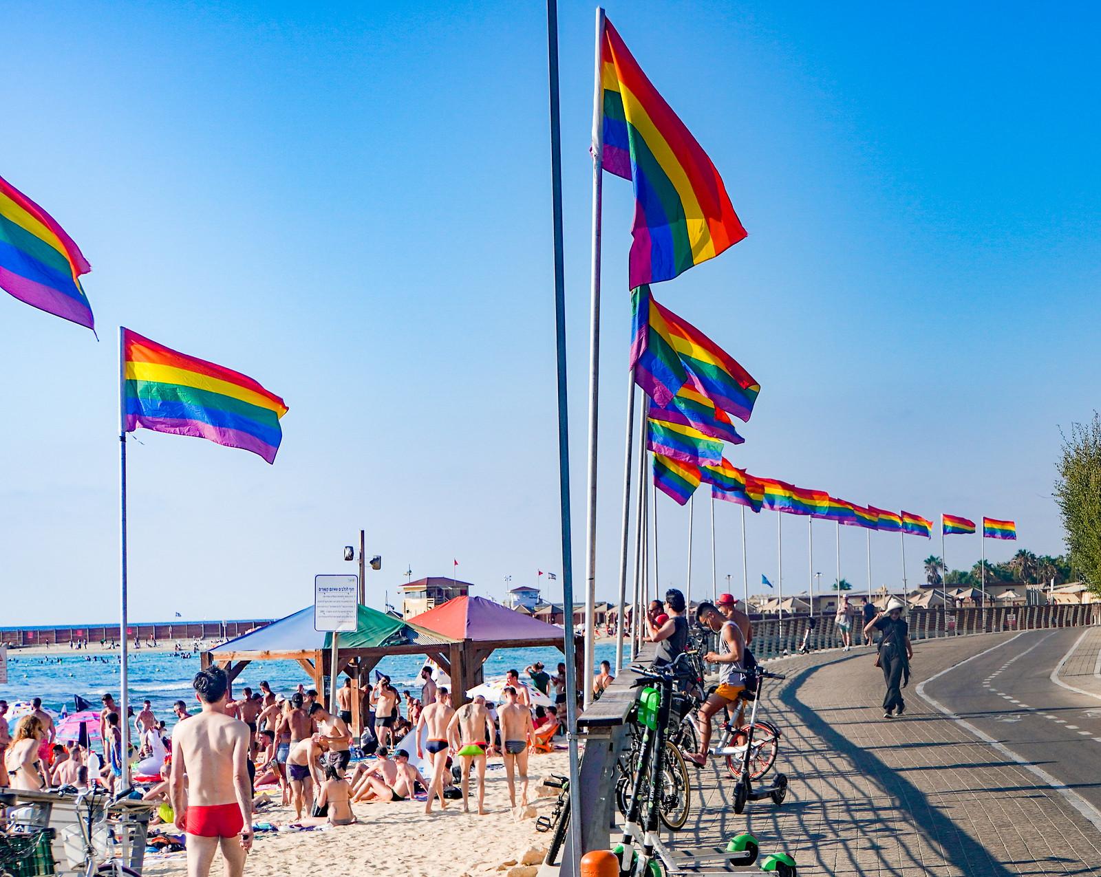 2019.06.13 Hilton Beach at Tel Aviv Pride, Tel Aviv Israel 1640020