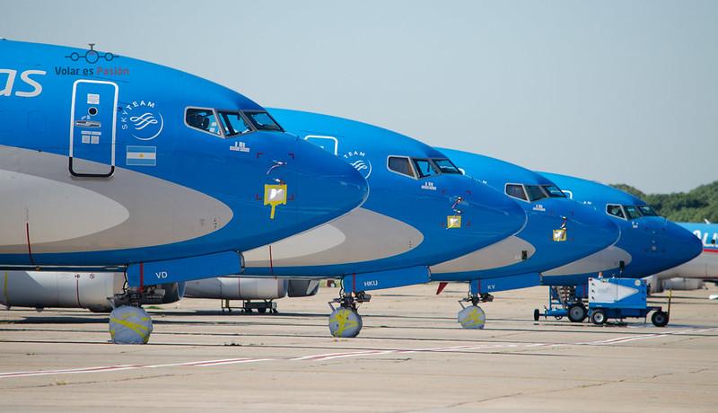 Aerolíneas Argentinas B737MAX